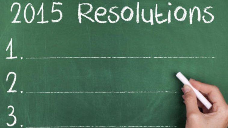 Réseaux sociaux : bonnes résolutions pour 2015