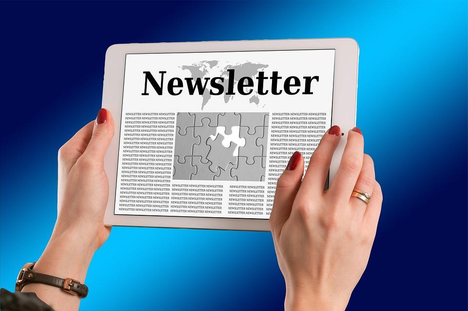 Comment utiliser une newsletter mensuelle pour atteindre vos clients ?