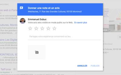 Comment et pourquoi créer un lien d'avis sur Google pour votre société ?